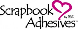 Scrapbook Adhesives Logo pink