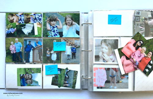 @csmscrapbooker @cathycaines @stampinup #projectlife #scrapbooking