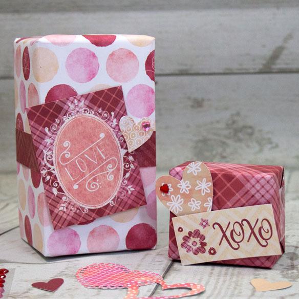 Creative Memories - Valentines