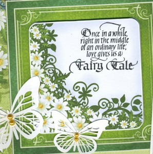 fairy tale stamp