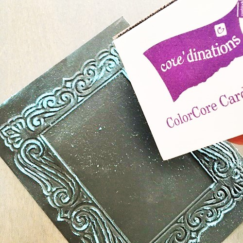 @csmscrapbooker @kellycreates @sakuraofamerica #sakura #pens #card #coloring #doodling #sizzix #coredinations