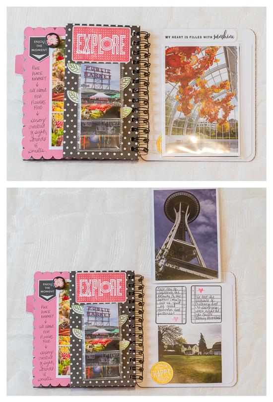 @csmscrapbooker @kdgowdy #CloseToMyHeart #minialbum #creativescrapbookermagazine