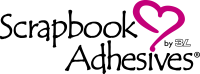 Scrapbook Adhesives by 3L Logo reg pink