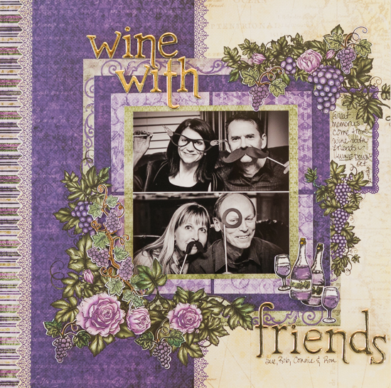 @csmscrapbooker @kdgowdy #heartfeltcreations #clearsnap #scrapbookadhesivesby3L
