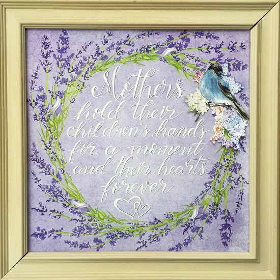 @csmscrapbooker @kellycreates @bobunny #mothersday #mother #gift #card #handlettering #ranger