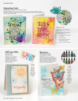 #3 Creative Scrapbooker Magazine