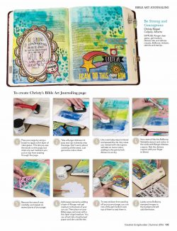 #6 Creative Scrapbooker Magazine