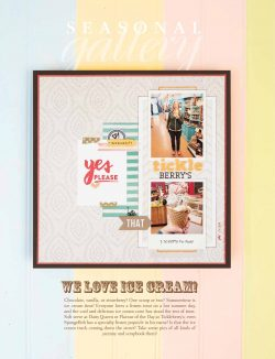 #8 Creative Scrapbooker Magazine