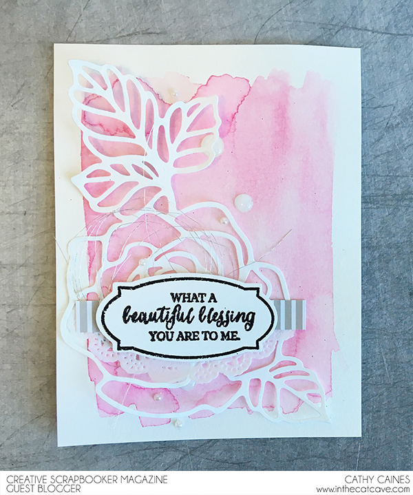 @csmscrapbooker @cathycaines @stampinup #mothersday #card #scrapbooking #mother #stamping