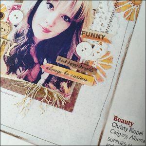 @csmscrapbooker #CSMSummerSpotlight #CreativeScrapbookerMAgazine #ChristyRiopel