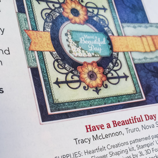 #HeartfeltCreations @csmscrapbooker #CSMSummerSpotlight #PeacockPaisleyCollection