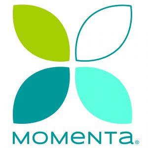 Momenta Logo @csmscrapbooker #CSMSummerSpotlight #CreativeScrapbookerMAgazine