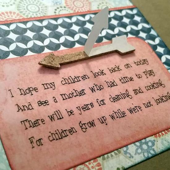 2b-quick-quotes-vellum-with-xyron-die-cut-cork-arrow @csmscrapbooker #creativescrapbookermagazine #creativescrapbooker #csmspotlight #blog #website