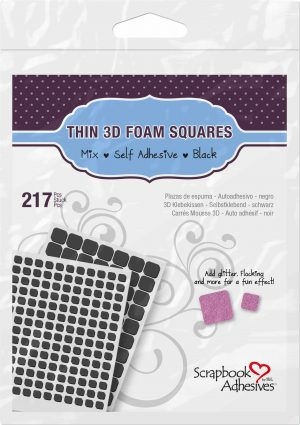 Scrapbook and Cards #scrapbookandcards Scrapbook Adhesives by 3L #scrapbookadhesivesby3l 3D foam squares, #3dfoamsquares adhesives #adhesives foam adhesive #foamadhesive Creative Scrapbooker Magazine #creaitivescrapbookermagazine csmscrapbooker #csmscrapbooker dimensional adhesives #dimensionaladhesives black foam squares #blackfoamsquares