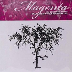 Magenta #magenta Magenta Style #magentastyle #stamping stamping #rubberstamps rubber stamps #tree tree  #csmscrapbooker csmscrapbooker Creative Scrapbooker Magazine #creativescrapbookermagazine #scrapbookandcards Scrapbook and Cards #stamping stamping
