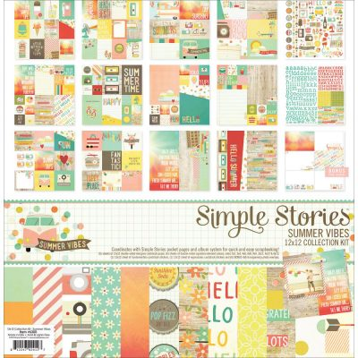 Simple Stories #simplestories #summervibes Summer Vibes #patternedpaper patterned paper, #scrapbooking scrapbooking #summer summer Simple Stories Summer Vibes #simplestoriessummervibes #stickers stickers #alaphabet alphabet #creativescrapbookermagazine Creative Scrapbooker Magazine #csmscrapbooker csmscrapbooker