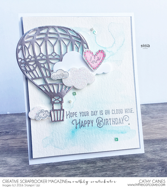 @csmscrapbooker @cathycaines #scrapbooking @stampinup #card #stamping #cardmaking #cards #stamps