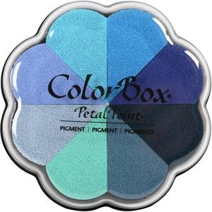 #csmscrapbooker #creativescrapbookermagazine #clearsnap #colorbox #pigmentink #petalpoint
