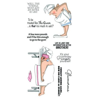 @aistamps #artimpressions #pamperyourself #stampsthatmakeyoulaugh