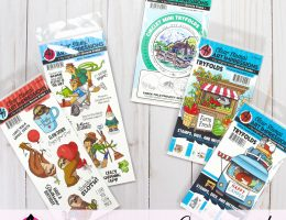 Art Impressions Rubber Stamps Giveaway | Creative Scrapbooker Magazine