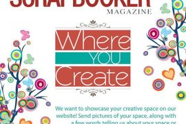 @csmscrapbooker #creativespace #whereyoucreate