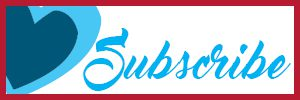"A clickable button containing two blue hearts and the word ""subscribe""."
