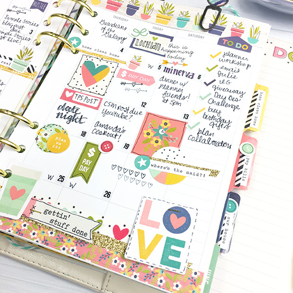 @sunny.leah @csmscrapbooker @simplestories #leahoneil #creativescrapbookermagazine #simplestories #planners #creatingplanners #scrapbookingplanners #carpediemplanner #domesticblisscollection #comesticblissbitsandpieces #domesticblisssnappack #homestickertablet #homesweethomewashitape #bleassthismesswashitape #planneressentialclearnumberstickers #washitape #clearstickers