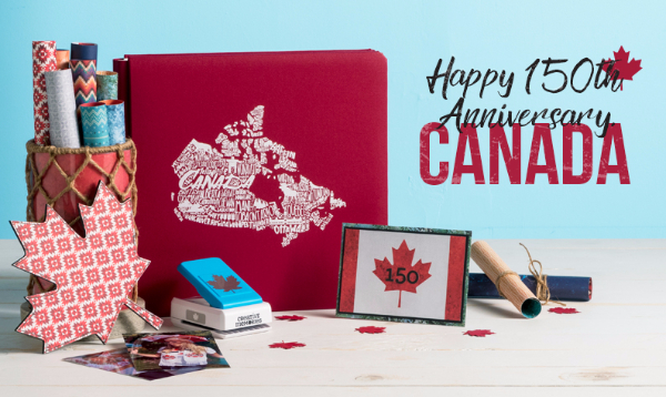 @csmscrapbooker @cmgroup #creativescrapbookermagazine #csmscrapbooker #creativememories #canada150 #Celebratecanada150anniversarybundle #cleebratecanadaalbum #canadapaperpack #mapleleafpunch #canadianthemedsupplies