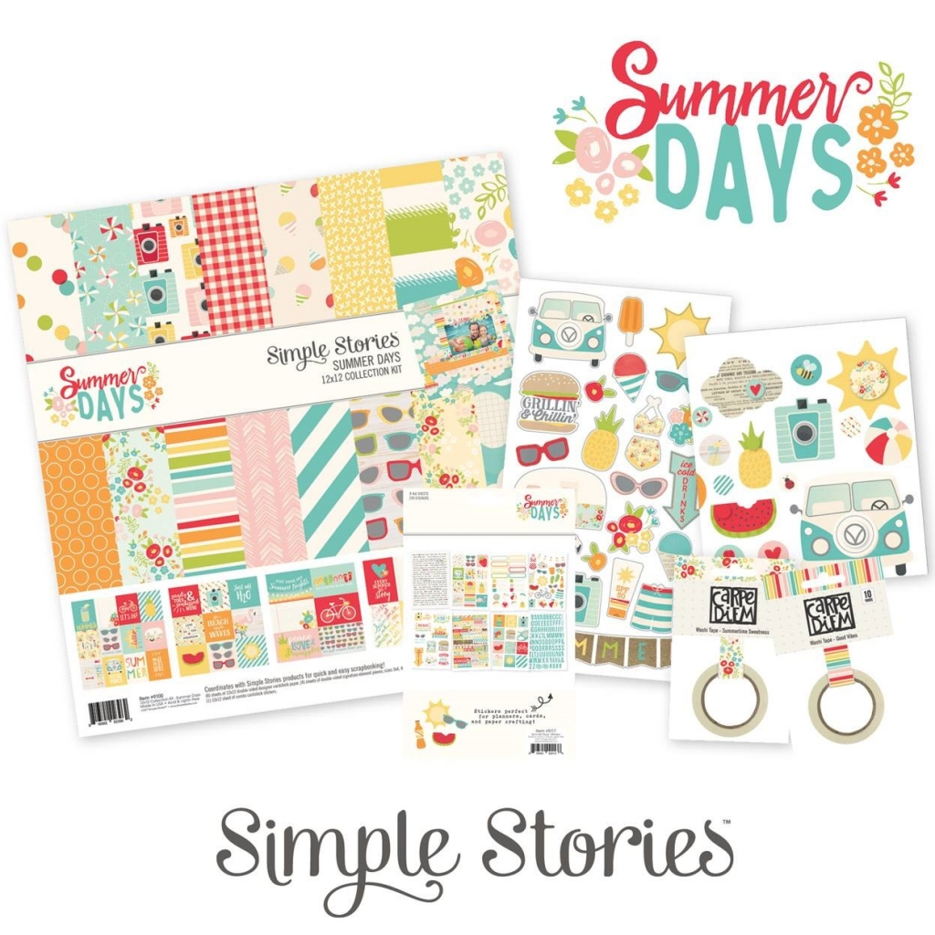 @csmscrapbooker @simplestories #whynotwinwednesday #summerdayscollection #csmscrapbooker #creativescrapbookermagazine #simplestories #freescrapbookingsupplies #scrapbookinggiveaways #summerfuncollection #summerthemedscrapbookingsupplies #simplestoriessummerfun #simplestoriesscrapbookingsupplies