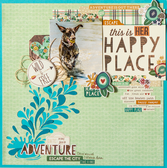 @csmscrapbooker @kdgowdy ©kdgowdy #simplestories #tombow #splash #freepik #scrapbooking #happyplace