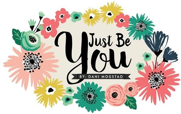 Echo Park scrapbooking collection Just Be You logo