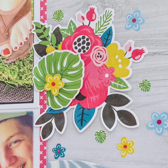 @csmscrapbooker @echoparkpaper #scrapbooking #CSMspotlight #scrapbooking #summerfun #cardmaking #creativescrapbookermagazine