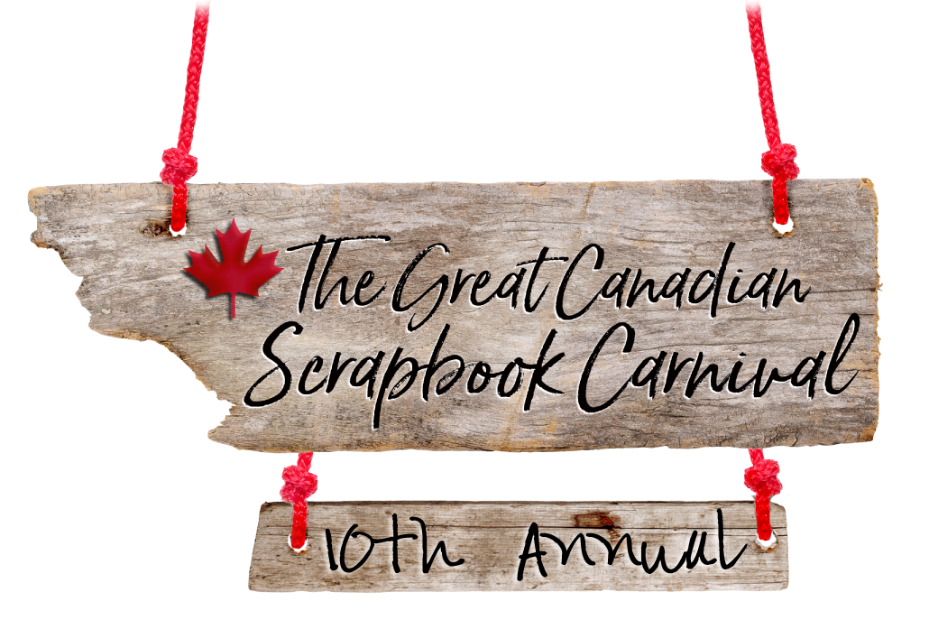 Logo for the Great Canadian Scrapbook Carnivals in Edmonton and Calgary
