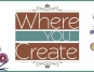 @csmscrapbooer #creativescrapbookermagazine #CSMWYC #whereyoucreate #creativespace
