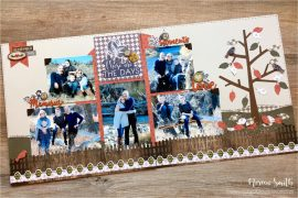 Creative Memories | Countryside Comforts Collection | Scrapbooking | Designed by Noreen Smith | Creative Scrapbooker Magazine