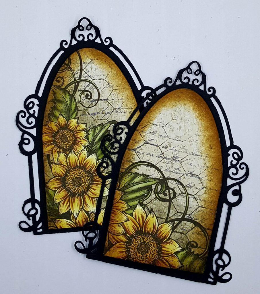 Botanic Die Cuts | Card Making | Heartfelt Creations