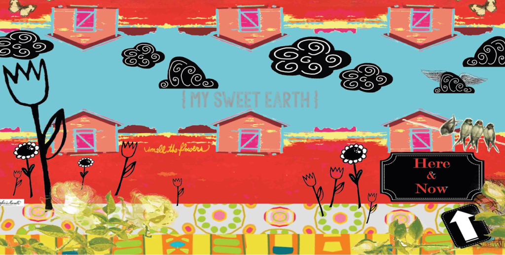 Blog header for My SweetEArth blog by Susan Weckesser