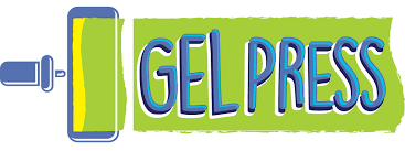 Gel Press Logo