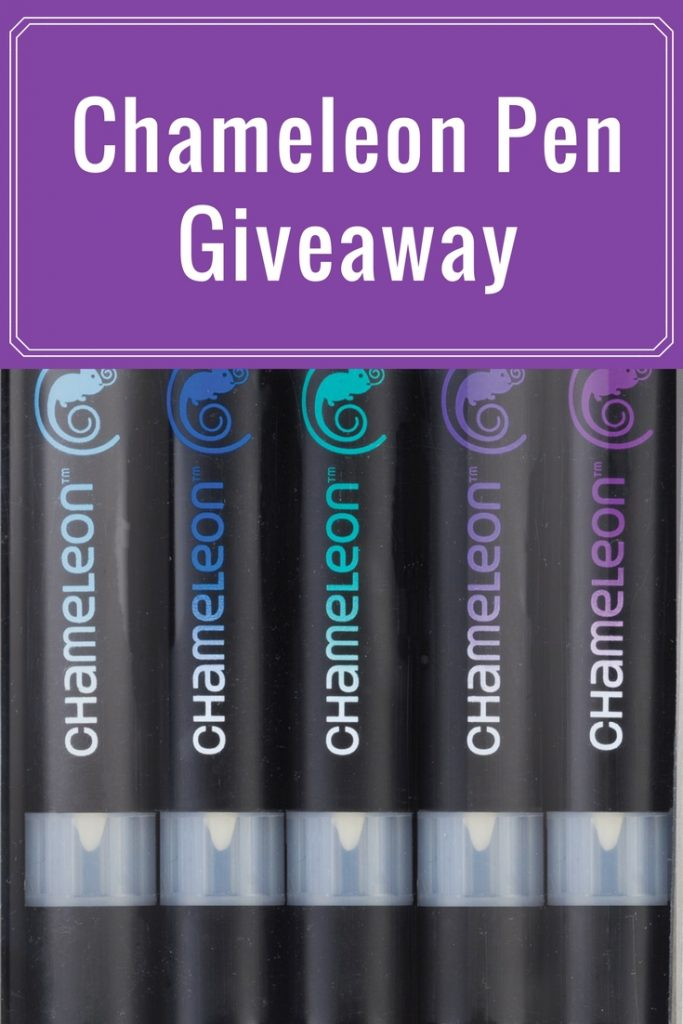 Chameleon Color Tone Pens | Chameleon Color Tone Tops | Giveaway | Creative Scrapbooker Magazine #giveaway #coloring