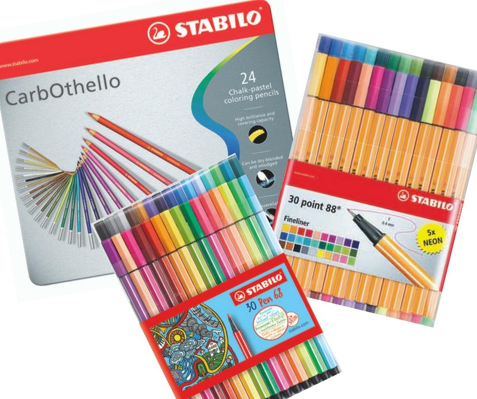 Stabilo Giveaway | Stabilo Prize Package | WIN WIN WIN | Creative Scrapbooker Magazine
