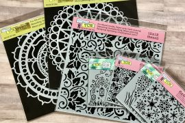 Stencil Prize Package | Scrapbooking Giveway | Why Not Win Wednesday | Creative Scrapbooker Magazine