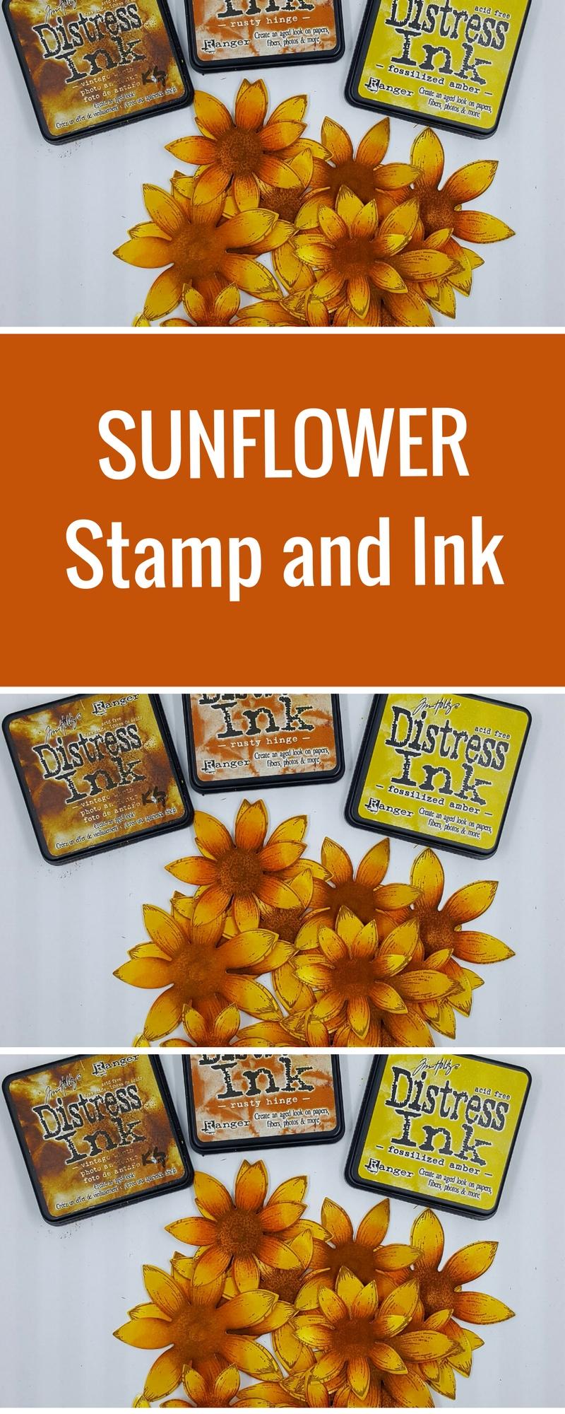 Card Making | Heartfelt Creations Dies and Stamps | Ranger Distress Ink | Designed by Karan Gerber | Creative Scrapbooker Magazine