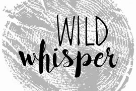 Wild Whisper Design Lgoo