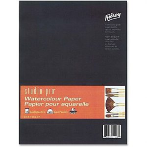 Hilroy Watercolor paper