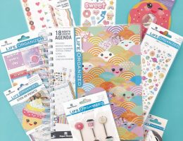 Kawaii Planner Kit from Paper House Productions