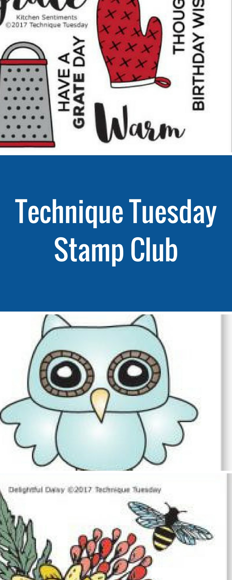 Technique Tuesday Stamps for Scrapbooking and Card Making | Creative Scrapbooker Magazine