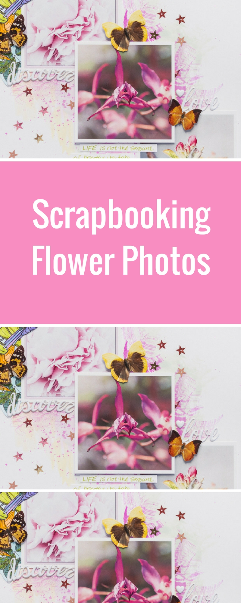 Tombow Scrapbooking Products   Projects Designed by Kim Gowdy   Creative Scrapbooker Magazine #coloring #scrapbooking