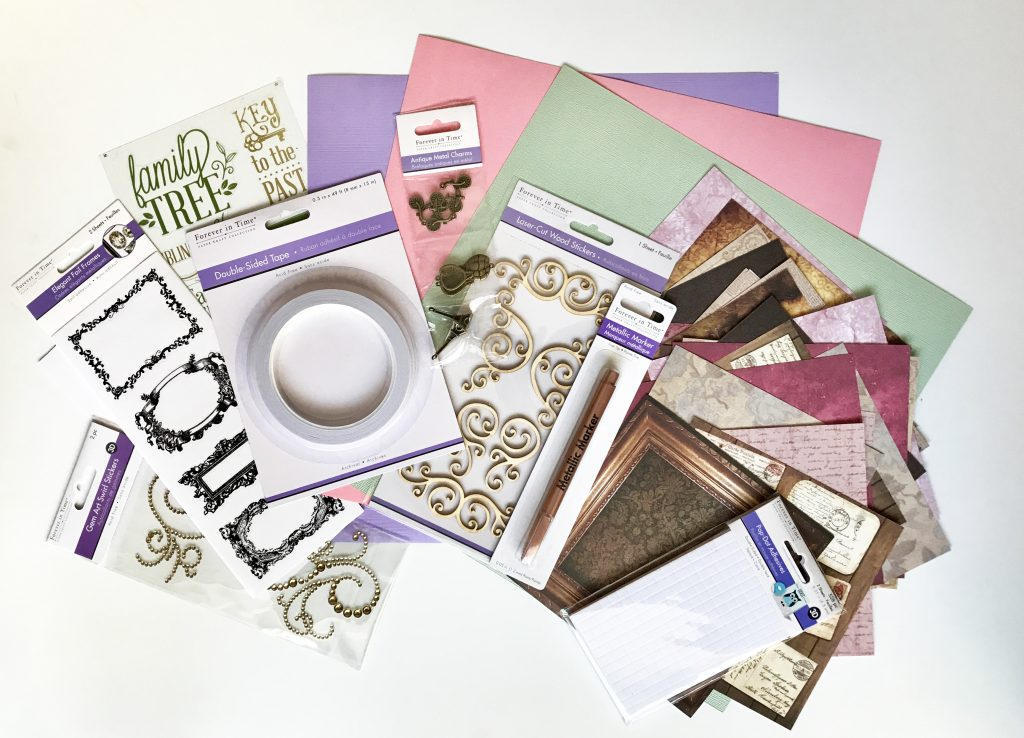 MultiCraft Scrapbooking Products