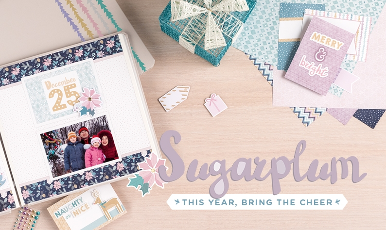 Sugarplum Collection by Creative Memories