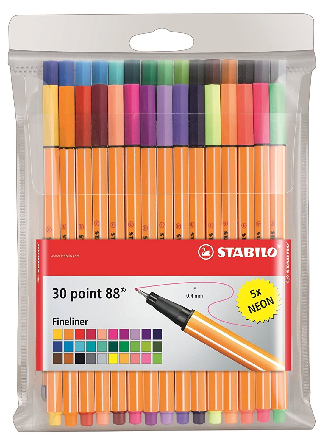 Stabilo pens are the perfect companion to your scrapbooking layouts / perfect colour always waiting to be used / you need these in your scrapbooking supplies!